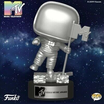 Funko Pop! MTV Moon Man Exclusive Vinyl Figure *PREORDER* Releases October 2019