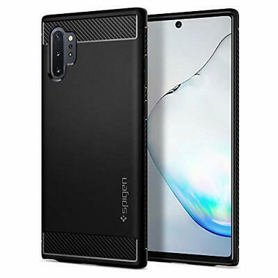 Spigen Rugged Armor Designed for Samsung Galaxy Note 10 Plus Case Galaxy Note 10