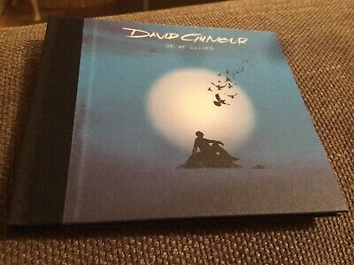 David Gilmour - On An Island CD 2006 Digibook (The voice / guitar of Pink Floyd)