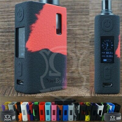 Silicone Case for Joyetech eGrip II 2 80W & ModShield Tank Band Protective Cover