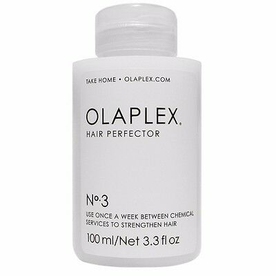 Olaplex #3 Hair Perfector 3.3oz ~* FRESH, AUTHENTIC & FREE *~