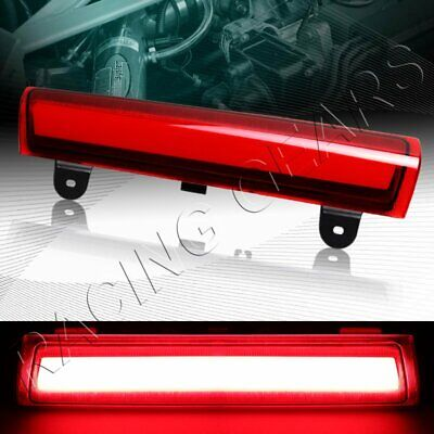 Red Lens 3Rd Third Led Bar Rear Brake Tail Light Fit 00-06 Chevy Suburban/Tahoe