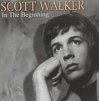 Walker, Scott - In The Beginning - Walker, Scott CD MHVG The Cheap Fast Free The