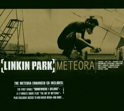 Linkin Park - Meteora - Linkin Park CD Z5VG The Cheap Fast Free Post The Cheap