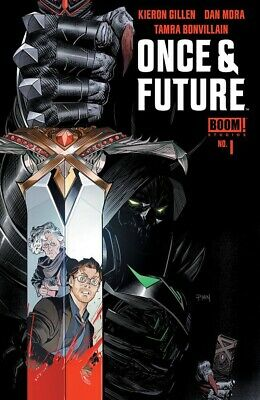 ONCE AND FUTURE #1 Boom First Print New Comic Book Kieron Gillen