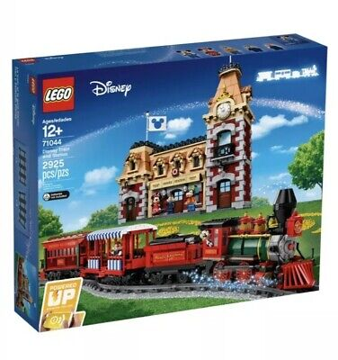 LEGO 71044 Disney Train And Station Brand New In Sealed Box - Exclusive!