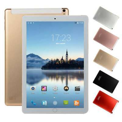 10.1 inch Android 8.0 Tablet PC 10 Core HD WIFI 2 SIM WIFI 3G 6+64GB Phablet CA