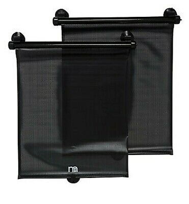 MOTHERCARE RETRACTABLE Car Rear Window SUN Shade BLINDS
