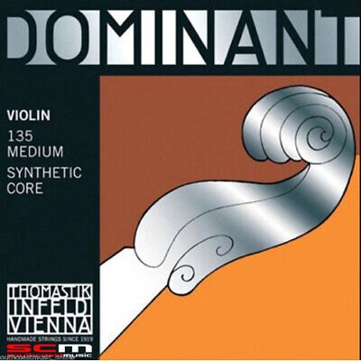 Thomastik Infeld Dominant 135 4/4 Violin String Set Strings Orchestral