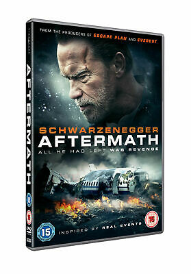 Aftermath [DVD]  NEW SEALED