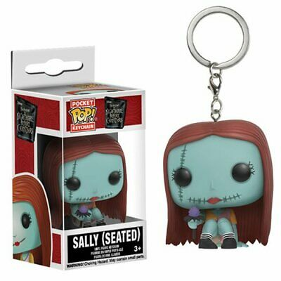 NEW Funko Pocket POP! The Nightmare Before Christmas Sally Seated Keychain
