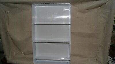 ARTBIN Plastic Manual Tray - TRAY ONLY - Holds Lots of Cricut manuals/overlays