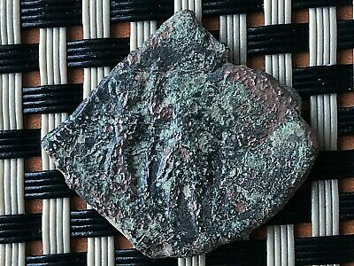 Constans Ii 641-668 Ad Ae Follis Constantinople Mint Ancient Byzantine Coin