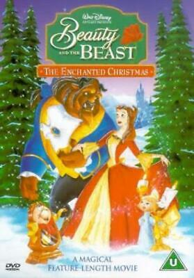 Beauty and the Beast: The Enchanted Christmas DVD (1999) Andy Knight cert U