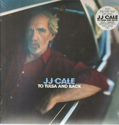 DOUBLE LP & CD JJ Cale To Tulsa And Back 180G + CD NEW OVP Because Music