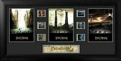 Lord of the Rings Trilogy 20 X 11 Film Cell Numbered Limited Edition COA
