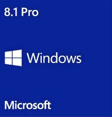 Windows 8.1 Pro 32/64 BIT License Key Product license key-Instant Delivery-NO CD
