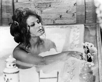 Claudia Cardinale Bathtub Once Upon A Time In The West 16x20 Inch Poster