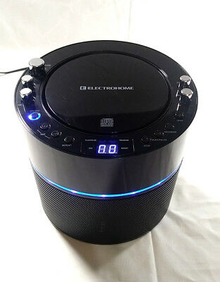Electrohome Karaoke Player CD+G w/Audio&Video Output Jacks Model EAKAR300