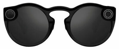 Snap Inc. Snapchat Spectacles Glasses - Onyx Eclipse