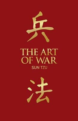 NEW The Art of War By Sun Tzu Hardcover Free Shipping