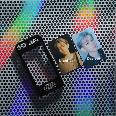 SM Town Baekhyun 1st SOLO MINI ALBUM [City Lights] Official Frame Phone Case