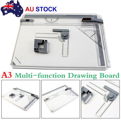 PRO A3 Drawing Board Table Tool With Parallel Motion&Adjustable Angle Drafting
