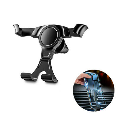 Gravity Car Phone Holder Air Vent Mount for Mobile Cell Phone GPS Bracket Stand