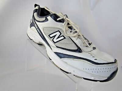 NEW BALANCE ABZORB 453 Sz 13 Leather Cross Training Walking Sneakers Mens Shoes
