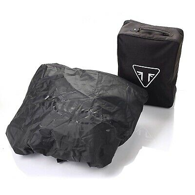 Triumph Outdoor Motorcycle Bike Cover All Weather Waterproof Motorbike Cover