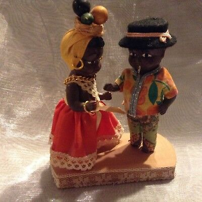 Vintage Dolls Collectable and Decorative 9.5cm