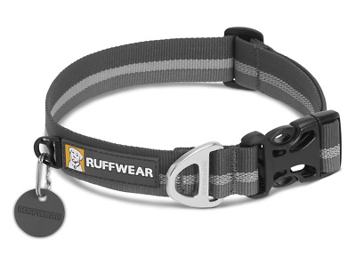 Ruffwear Classic Dog Collar with Reflective Trim, Large to Very Large Breeds,