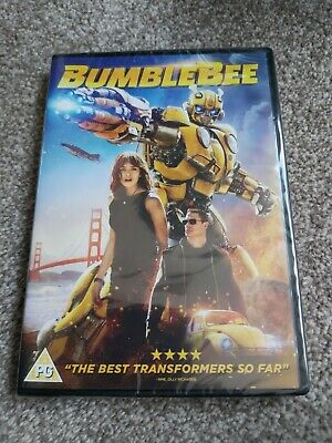 Bumblebee DVD Movie 2019 new and sealed
