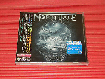 2019 Northtale Welcome To Paradise With Bonus Track Japan Cd