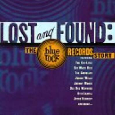 Various : Lost & Found Blue Rock Records CD Incredible Value and Free Shipping!