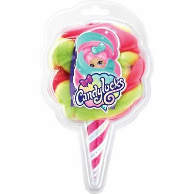 Candylocks - Scented Collectible Surprise Doll - Green and Pink