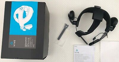 HTC Vive Deluxe Audio Strap in box and excellent condition