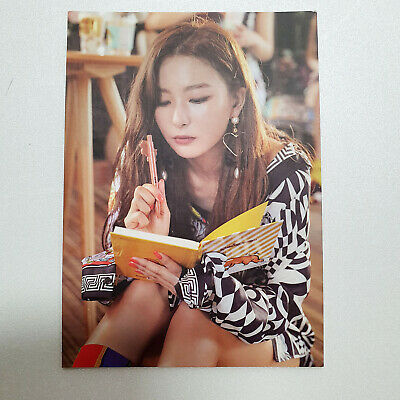 SM TOWN Red Velvet 2nd Concert [REDMARE] Official Postcard Collection
