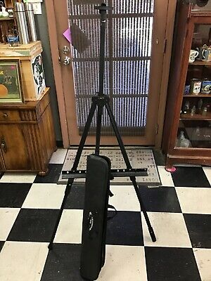 Windsor And Newton Portable Tripod Easel With Case