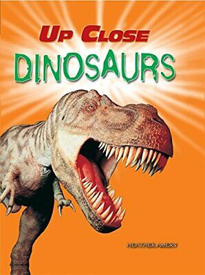 Dinosaurs (Up Close) by Amery, Heather Paperback Book The Cheap Fast Free Post