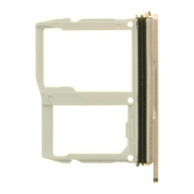 SIM Micro SD Card Tray for LG G6 Gold