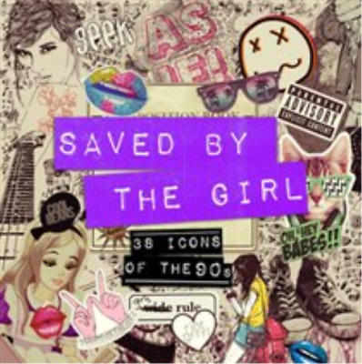 Various Artists-Saved By The Girl / Various CD NEW