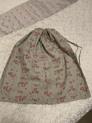 Cath Kidston Large Drawstring Laundry Bag Shoe Pumps