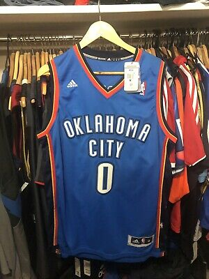 newest c091a 543b6 13 PAUL GEORGE #0 Russell Westbrook Jersey Oklahoma City ...