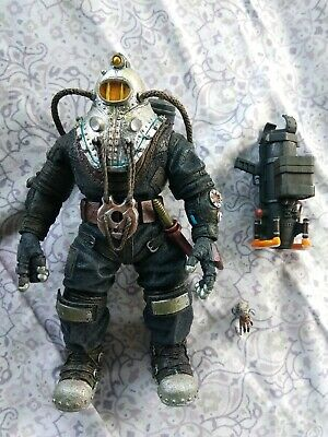 Neca Bioshock 2 Big Daddy Action Figure Rare