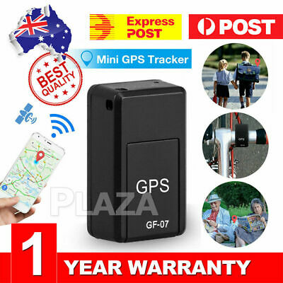 Magnetic Mini GPS Tracker Car Spy GSM GPRS Real Time Tracking Locator Device Mal