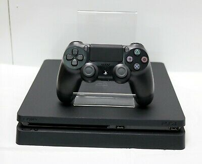 Sony PlayStation 4 Slim Console 500GB + Official Controller CHEAP PS4