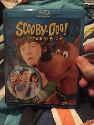 Scooby-Doo! The Mystery Begins (Blu-Ray + DVD, US import)