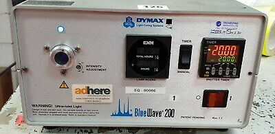 Dymax Blue Wave 200 Uv Curing Spot Lamp Only 512 Hrs