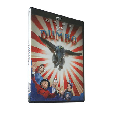 Disney Dumbo 2019 DVD BRAND NEW AND SEALED
